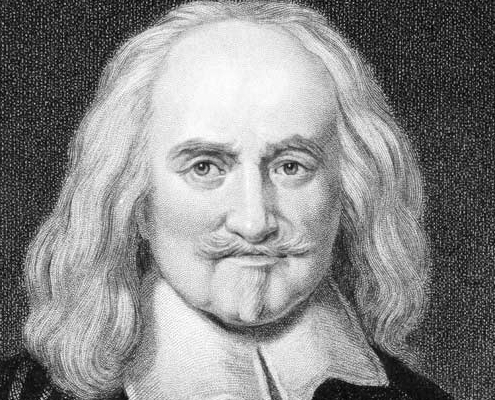 information about thomas hobbes