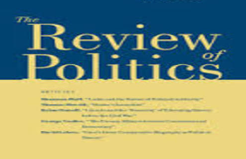Review of politics