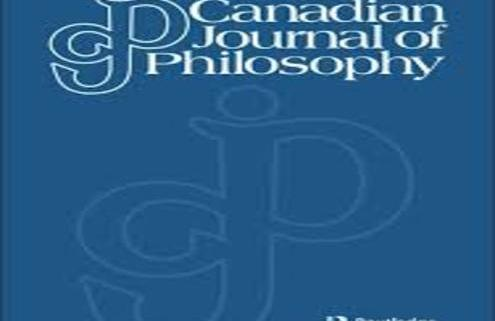 Canadian Journal of Philosophy resized