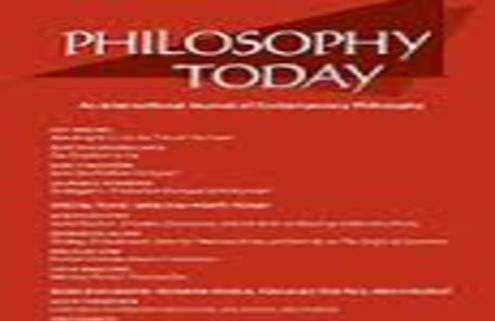 Philosophy Today 2
