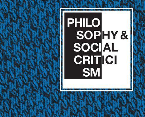 Philosophy&SocialCriticism